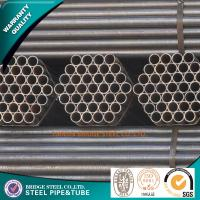 Buy Q215 3 Inch Mild Steel Pipe Electronic Resistance Welded BS1387-1985 at wholesale prices