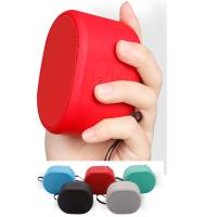 Quality Lightweight Pocket  Portable Wireless Bluetooth Speaker 2 Hours Charge Time for sale