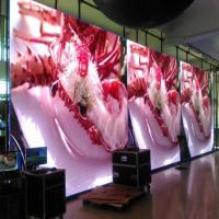50/60hz Indoor Led Display Module High Precision P2.5 320*160mm Wide Viewing Angle