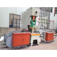 Quality Complete Production Line Aluminum Foil Container Machine  Press Feeding Machine , Stacker for sale