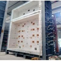 Quality ISO 3008-2007 Flammability Testing Equipment Vertical Burning Test Furnace for sale