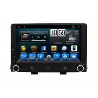 Quality Octa Core KIA Navigation System , 2 Din Car Dvd Player Android Gps Device Rio 2017 for sale