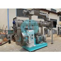 Quality 15 Ton Per Hour Animal Feed Pellet Machine Siemens Motor NSK Bearings for sale