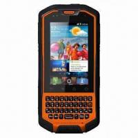 Quality Rugged Android OS Smartphone with Walkie Talkie, Dual SIM and IP67 Waterproof Grade for sale