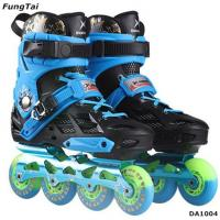 Quality Inline Skate Shoes Roller Patins Sports Shoes with PU Wheels 72 76 80mm (DA1004) for sale
