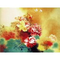 Quality art flower art painting sofa wall picture tree picture for sale