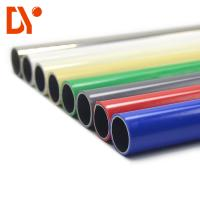 Buy cheap Professional Plastic Coated Steel Tube Anti Corrosion Beautiful Apparence from wholesalers
