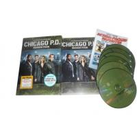 Quality Dvd Complete Series Box Sets Chicago P.D. Season 4 TV Shows Audio DTS Title for sale