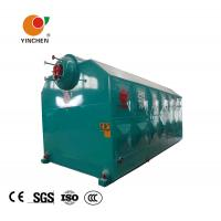 Quality Double Drum Biomass Fired Steam Boiler Coal Burning Steam Output 4-20 T/H SZL Series for sale