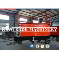 Quality Platform Extendable Hydrualic Lifting Platform With ISO Hydraulic Scissor Lift Table for sale