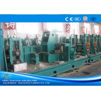 Quality High Precision Seamless Pipe Mill , Friction Saw Cutting Pipe Tube Mill Custom for sale