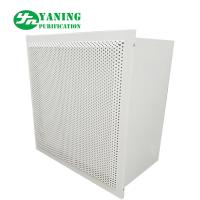 Quality Terminal Clean Room Hepa Filter Box Lacquer Bake Board For Purification Workshop for sale