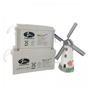 Quality FOBERRIA 12v 150ah Solar Battery for sale