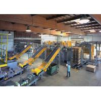Quality Carton Automated High Level Palletizer Load Holding / Moving Multi - Functional for sale