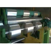 Quality Professional Hydrophilic Aluminium Foil Roll Polyester Insulation for sale