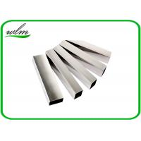Quality Welded Sanitary Stainless Steel Tubing / Stainless Steel Rectangular Tubing DN6 - DN300 for sale