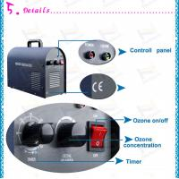 Quality High concentration Ceramic Commercial Ozone Generator Air Purify cleanr for sale