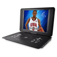 Quality 10 inch Portable DVD Player with TV receiver for PAL / NTSC / SECAM programs for sale