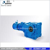 Quality K Series Helical-Bevel Gear Reducer for sale