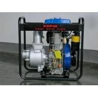 Quality Fuel Efficient Diesel Irrigation Water Pumps Economical Running With KA186F Engine for sale