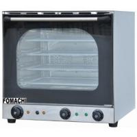 Quality Hot Air Electric Convection Oven 4 Trays Table Top with Steam Function Convection Oven FMX-O130 for sale