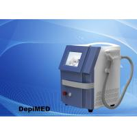 Quality Portable 808nm Diode Laser Hair Removal Machine CE Pulse Duration for sale