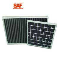 Quality Activated Pre Air Filter Pre Carbon Filter For Air Conditioner Deodorize Indoor Air for sale