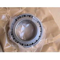 Quality Gcr15SiMn Open Single Row Tapered Roller Bearings With Brass / Bronze Cage for sale