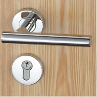 Quality Satin Stainless Steel Mortise Door Lock Fits For 38 - 50mm Door Thickness for sale