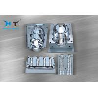 Quality Semi Automatic 3L 5L Blowing Bottle Mould Cold Runner Long Life Span for sale