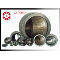 Quality High Precision Ball Joint Bearings GE300ES With High Lubrication for sale