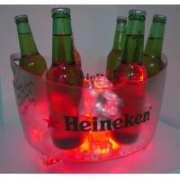 Quality Wholesale led ice bucket from led products factory with 1 year warranty for sale