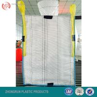 Quality 100% pp woven recycled FIBC conductive big bulk bag, conductive super sacks for sale