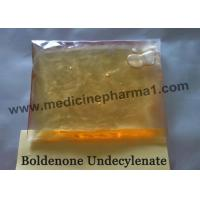 Quality 99% Purity Steroid Raw EQ / Equipoise Boldenone undecylenate CAS 13103-34-9 for sale