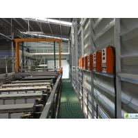 Quality Manual Surface Treatment Facilities Rack Anodizing Line with Zinc for sale