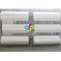 Quality 1 Inch / 3 Inch Core Clear Laminate Roll , Laminating Film Roll For Printing for sale