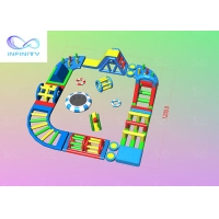 Quality High Quality Inflatable Floating Water Park Aqua Park Inflatable Water Games for sale for sale