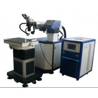 China Mould Industry Automatic Laser Welding Machine PE - W200M / PE - W300M / PE - W400M on sale