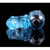 Quality Five Speed Vibrating Penis Ring Vibrating Cock Ring For Male Long lasting Erections for sale