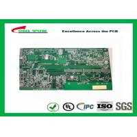 Quality Lead Free White Silkscreen Double Sided Circuit Board for TV for sale
