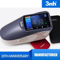 Quality CIE Lab Hand Held Spectrometer Color Chromameter With Color Matching Software for sale