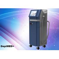 Quality Painless Diode Hair Removal Laser Beauty Equipment 100J/cm Energy Density for sale