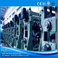 Quality Square Steel Pipe Production Line Milling Saw High Speed CE Certification for sale
