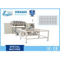 Quality High Efficiency 6 Heads Full Automatic Wire Mesh Welding Machine for sale