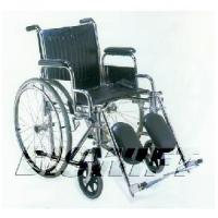 Quality Steel Manual Wheelchair (QX902C) for sale