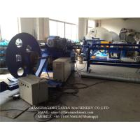 Quality Steel Spiral Air Duct Machine With Auto Feeding Forming Lubrication Cutting for sale