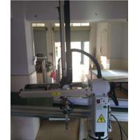 Buy cheap Horizontal Walking Injection Moulding Robotic Arm Medium L - Axis A Series from wholesalers
