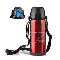 Quality SUS 304 LFGB 0.8L Thermos Stainless Steel Vacuum Insulated Bottle for sale
