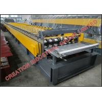 Quality Cold Formed Corrugated Steel Floor Deck Plate Manufacturing Machine from Reliable China Supplier for sale