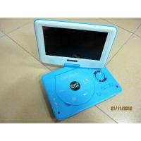 China special price 9''portable DVD player with card reader,USB interface on sale